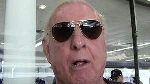 Ric Flair Released By WWE