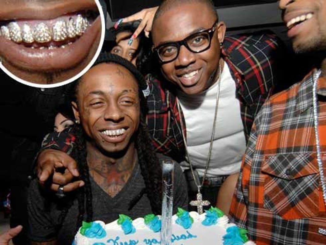 Magnificent Lil Wayne Mouths Off Before Jail Personalised Birthday Cards Petedlily Jamesorg