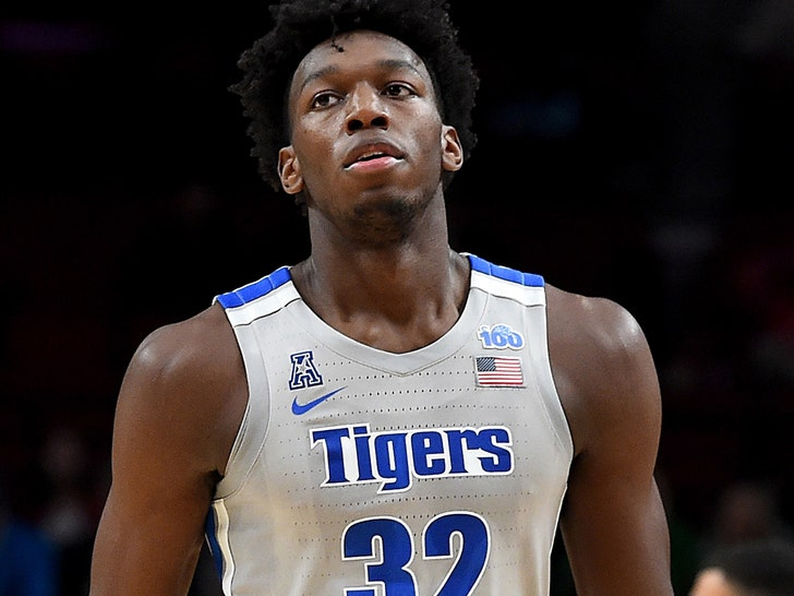 Presidential candidate blasts NCAA over James Wiseman suspension