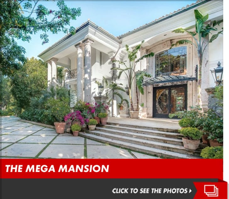 Famous Bijan Mansion For Sale -- $12 Million Reasons TO BE RICH