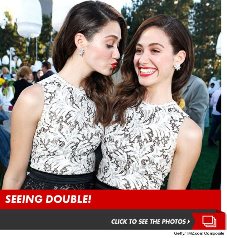 Celebrity Clones -- Double the Star Power!