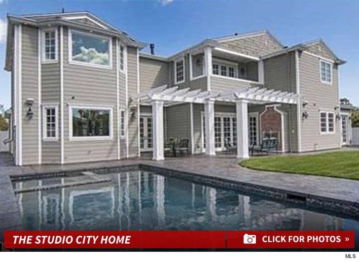 Jack Osbourne's New Studio City Home