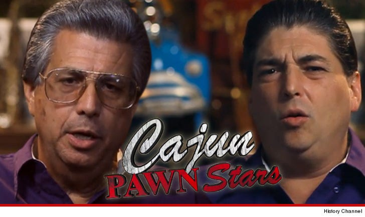 Cajun Pawn Stars We Got Illegally Raided Cops Jacked Our