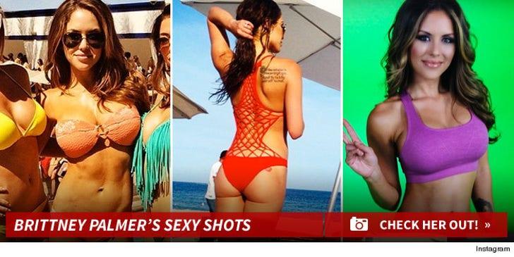 Brittney Palmer's Sexy Snapshots