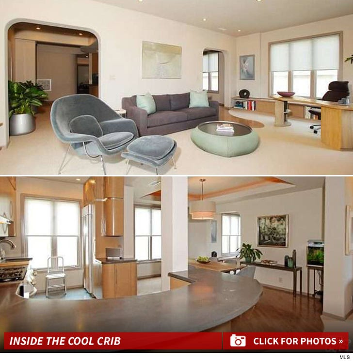 Danny Strong's Los Angeles Home