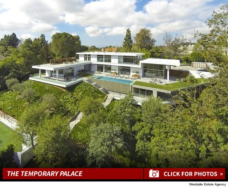 Jay-Z and Beyonce Getting the Boot from Holmby Hills Home