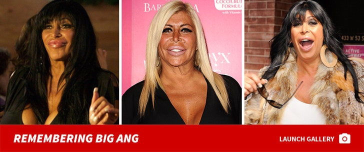 Remembering Big Ang