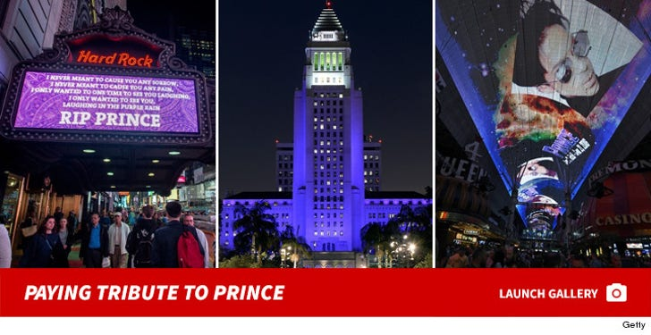 National Prince Tributes