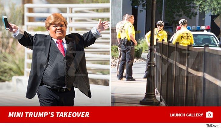 Mini Trump's Takeover