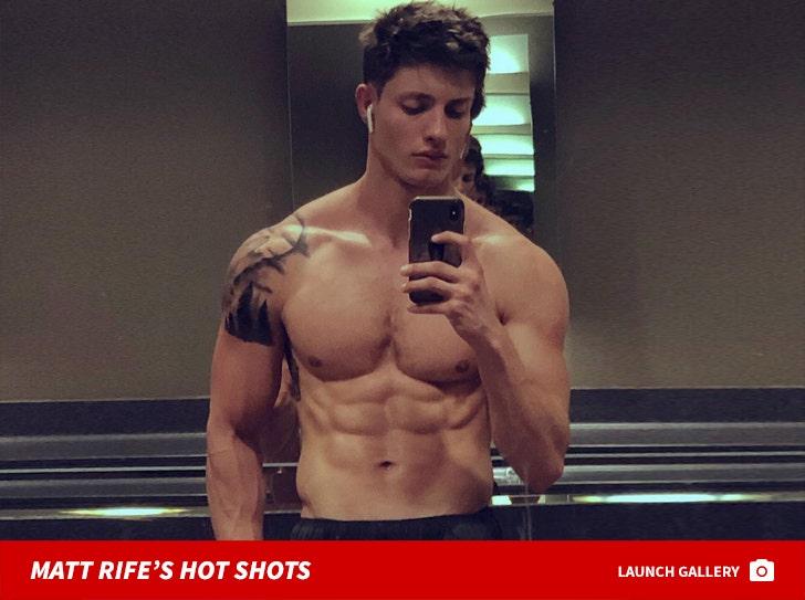 Matt Rife's Hot Shots