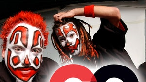 Insane Clown Posse to GQ Magazine -- How DARE You Call Us the Worst Rappers Ever