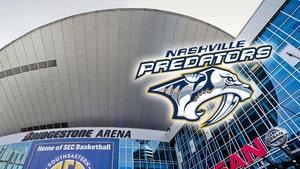 Nashville Predators Invite Tornado Victims to Arena, Chris Johnson Vows To Help