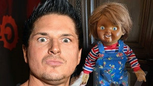 'Child's Play' Chucky Doll Heading to Zak Bagans' Collection