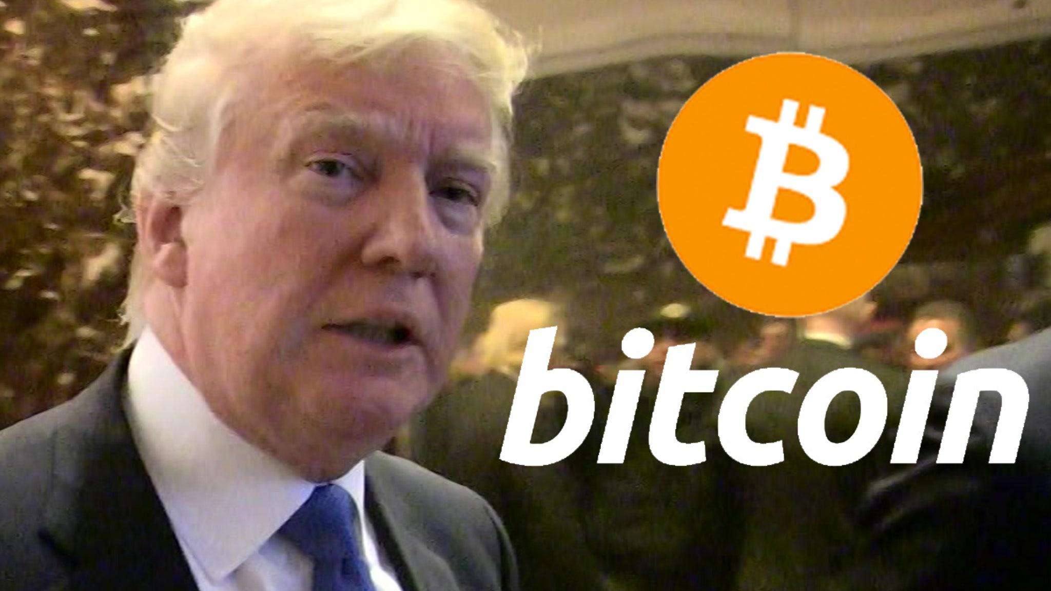 trump e bitcoin