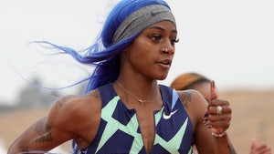 Sha'Carri Richardson Admits Feeling Bitter Watching Olympics