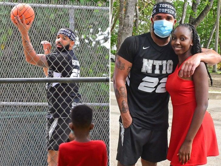 Drake Balling in Barbados
