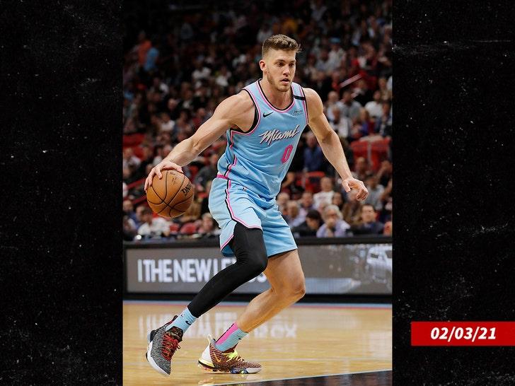 Meyers Leonard On The Miami Heat