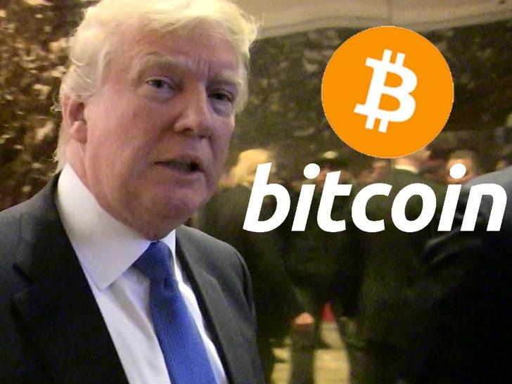trump bitcoin)