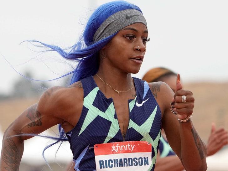 Sha'Carri Richardson