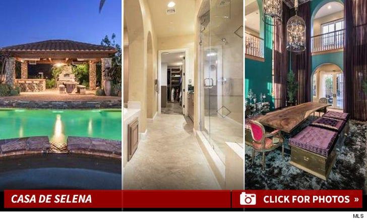Selena Gomez's Home -- For $ALE!
