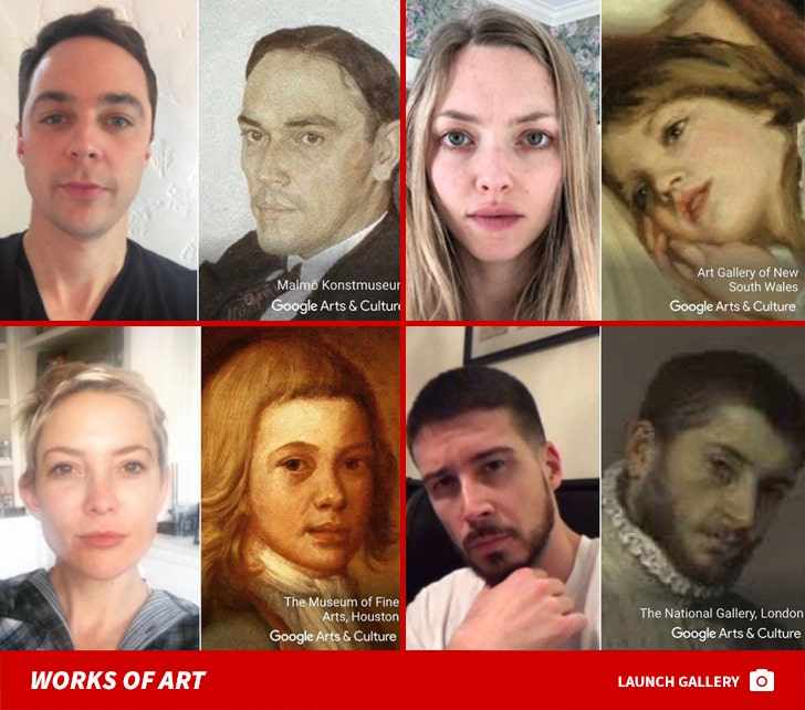 Celebs Take On Arts & Culture
