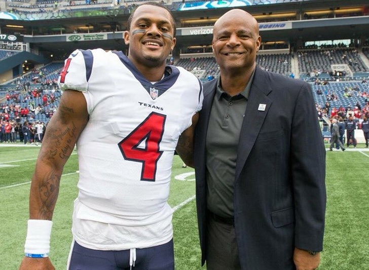Warren Moon Says Deshaun Watson Doesn't Want Out Of Houston, Just ...