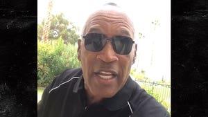 O.J. Simpson Says Antonio Brown Is Murdering His Fantasy Team
