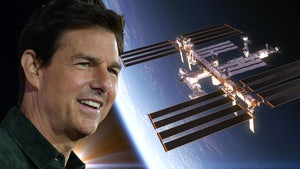 Tom Cruise Gets Space Advice From Astronauts Scott Kelly, Roy Bridges