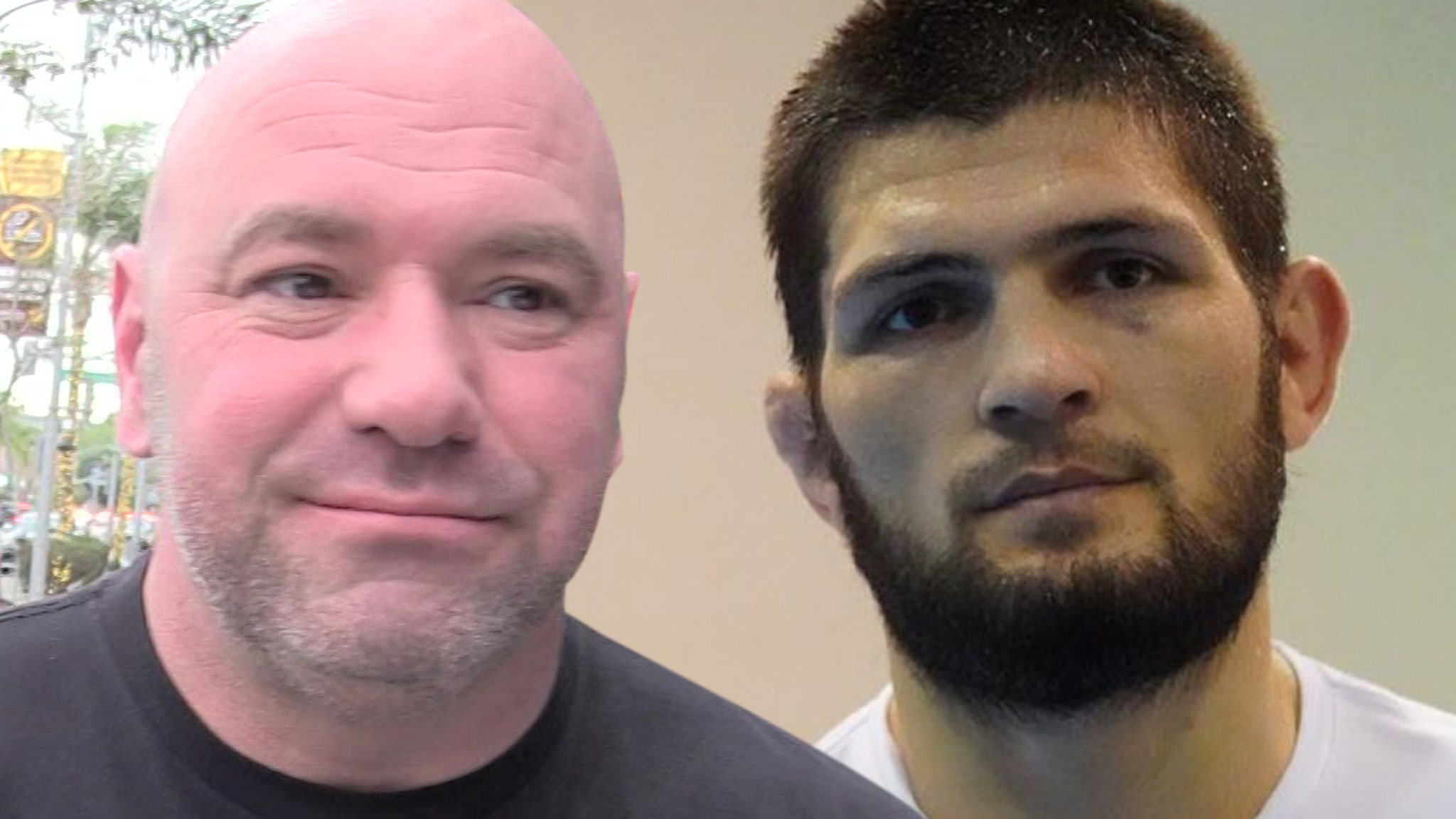 Dana White Convinced Khabib Will Unretire and Fight Again, 'We've Been Talking'