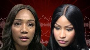 Tiffany Haddish Shades Nicki Minaj, Calls Her Disrespectful