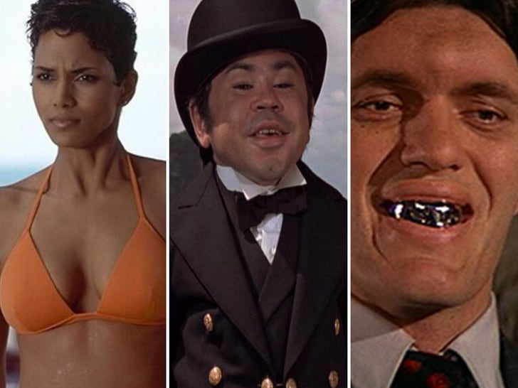 Best 'Bond' Characters