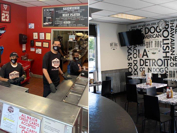 Atlanta Restaurants Standing With Mayor Bottoms