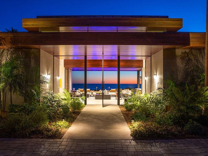 Skrillex Sells Modern Malibu Beach House