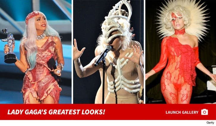 Lady Gaga's Greatest Looks!