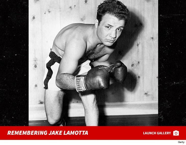 Jake LaMotta Dead, Robert De Niro Mourns 'Raging Bull'