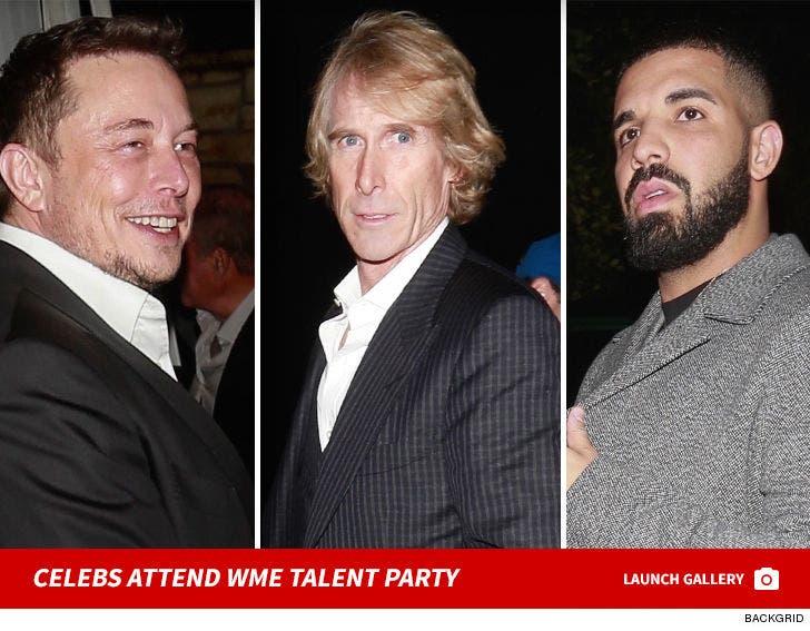 WME Talent Pre-Oscar Party