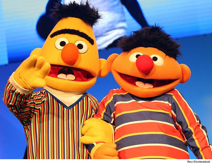 Bert And Ernie Are A Gay Couple Says Sesame Street Writer