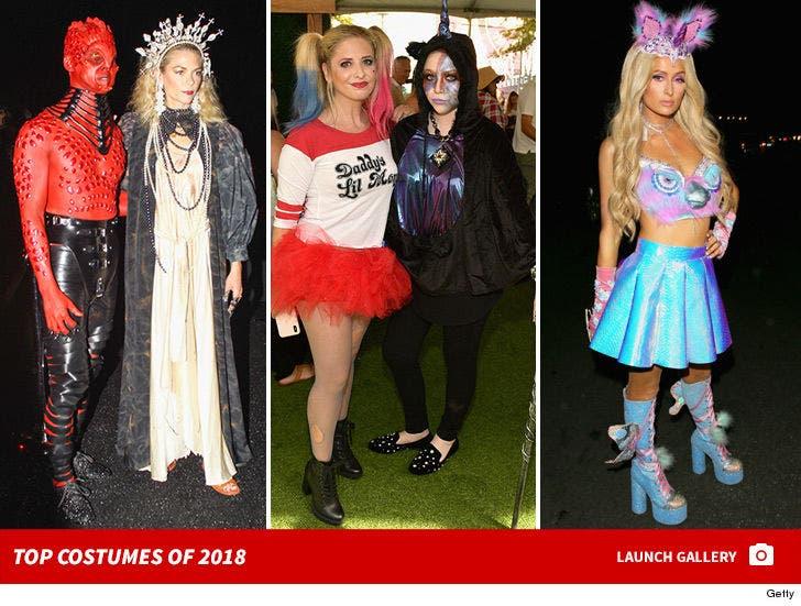Best Halloween Costumes of 2018