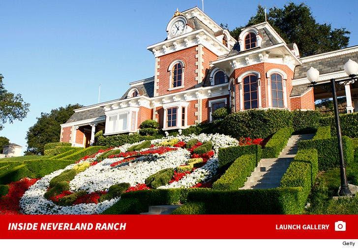 Inside Neverland Ranch