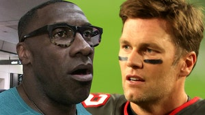 Shannon Sharpe Blasts Tom Brady For Not Shaking Goff's Hand, 'Call His Ass Out'