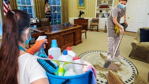 White House Dropping $44k on Carpet Cleaning for Biden Administration