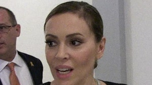 Alyssa Milano Speaks on Giving CPR to Uncle After Heart Attack Accident