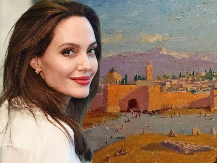 Angelina Jolie's Painting by Winston Churchill Sold for $11.5M.jpg