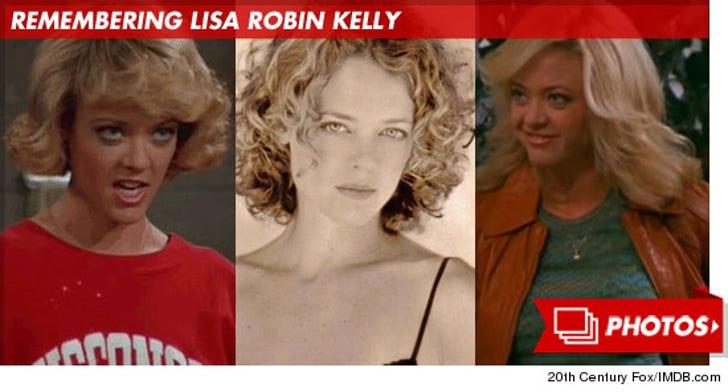 Remembering Lisa Robin Kelly