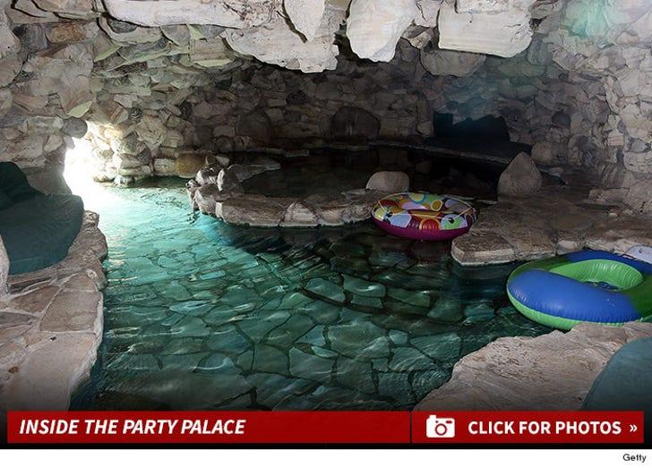Inside the Playboy Mansion