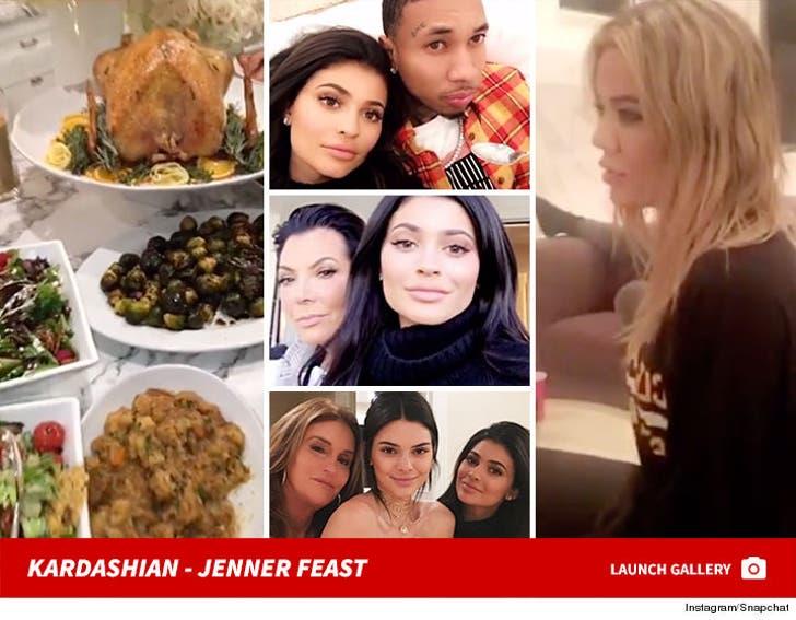 Kardashian - Jenner Feast
