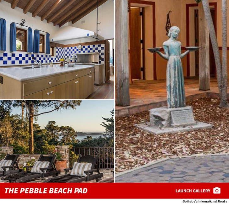 Clint Eastwood's Pebble Beach Pad