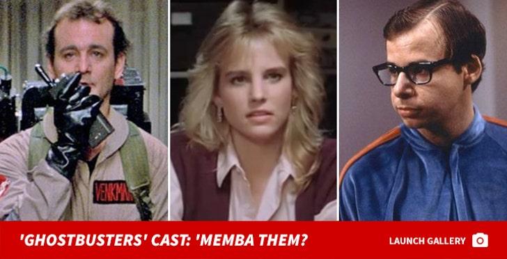 'Ghostbusters' Cast: 'Memba Them?