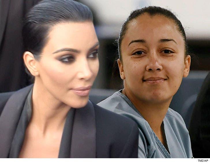 Kim Kardashian Celebrates Cyntoia Brown As Inmate is Granted