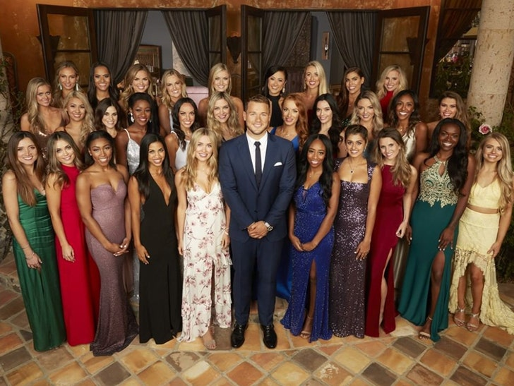Bachelor' Contestant Caelynn Tells Colton She's a Sexual